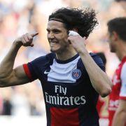 Paris ohne Ibrahimovic souverän - 3:0 gegen Reims (Foto)