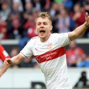 Stuttgart siegt 2:0 gegen SCFreiburg (Foto)
