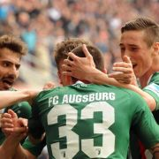 Augsburger beenden Bayerns Superserie (Foto)