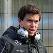 Mercedes-Mann Wolff findet Regeldiskussion absurd (Foto)