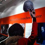 Hamlet-Ausstellung in München (Foto)