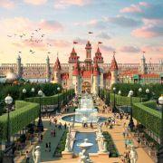 Putin plant «Disneyland» in der Homo-Hölle (Foto)