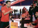 Barcelona-Mitglieder für Erweiterung des Camp Nou (Foto)
