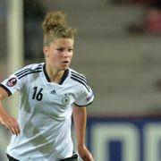 DFB-Frauen haken 3:2 in Irland ab: Nun gegen Slowenien (Foto)