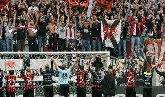 Eintracht Frankfurt meldet U23-Team ab (Foto)
