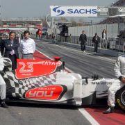 Zwei neue Formel-1-Teams in Startlöchern (Foto)