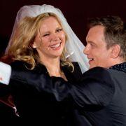 Veronica Ferres kündigt vor laufenden Kameras Hochzeit an (Foto)