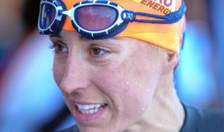 Haug zum Auftakt der Triathlon-Serie starke Zweite (Foto)