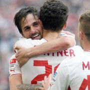 Die Zahlen vom 29. Bundesliga-Spieltag (Foto)