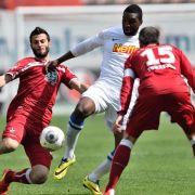 Nur 1:1 gegen Bochum: Lautern verpasst Anschluss (Foto)