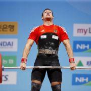 EM im Gewichtheben: Deutsches Team ohne Schwarzbach (Foto)
