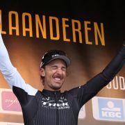 Cancellara gewinnt 98. Flandern-Rundfahrt - Dritter Sieg (Foto)