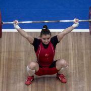 Filew und Aysegul gewinnen EM-Titel im Gewichtheben (Foto)