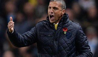 Norwich City trennt sich von Coach Chris Hughton (Foto)