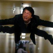 In der Filmreihe «Rush Hour»« muss Chefinspektor Lee (Jackie Chan) volle Körperbeherrschung zeigen.