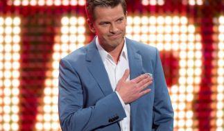 Hand aufs Herz: Das ZDF nimmt Markus Lanz und «Wetten, dass..?» vom Schirm. (Foto)