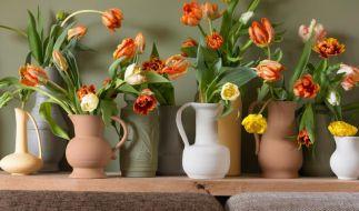 Länger schöne Blüten - Mit Tulpen die Ostertafel schmücken (Foto)