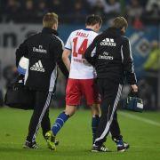 HSV-Profi Badelj muss gegen Hannover 96 pausieren (Foto)