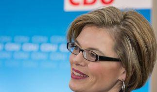 CDU-Vize Klöckner droht mit Scheitern der Rente mit 63 (Foto)