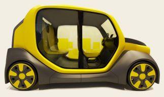 Forschungsprojekt plant Leichtbau-Taxi zum Kampfpreis (Foto)