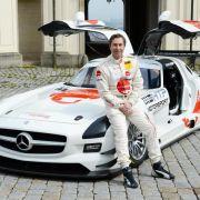 Frentzen gibt Comeback:Mit Mercedes SLS im GTMasters (Foto)