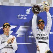 Mercedes-Privatduell: Spektakel gegen F1-Selbstzweifel (Foto)