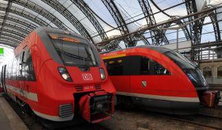Mit «Hamsterbacken» auf Deutschlands ältester Fernbahnstrecke (Foto)