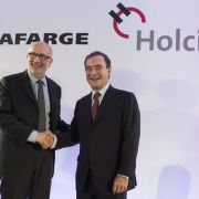 Megafusion: Holcim und Lafarge wollen weltgrößten Zementkonzern bauen (Foto)
