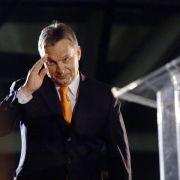 Orban regiert in Ungarn weiter (Foto)