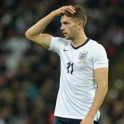 Englischer Nationalspieler Rodriguez fällt für WMaus (Foto)