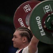 Gewichtheber-EM: Russen gewinnen sechs Titel an einem Tag (Foto)