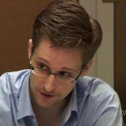 Europarat befragt Snowden per Videoschalte (Foto)