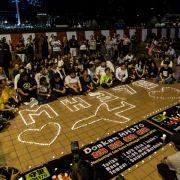 MH370: Langes Warten auf ein Blackbox-Signal (Foto)
