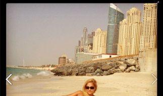 Model Mayka Marica Kukucova (20) soll ihren Ex-Freund eiskalt ermordet haben. (Foto)
