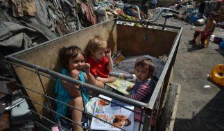 Amnesty prangert Gewalt gegen Roma in der EU an (Foto)