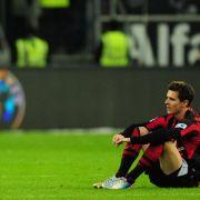 Schulterverletzung: Saison-Aus für Frankfurts Flum (Foto)