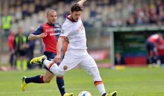 AS Roms Top-Torjäger Destro für vier Spiele gesperrt (Foto)