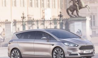Ford plant S-Max als weiteres Vignale-Modell (Foto)