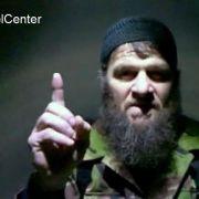 Moskau bestätigt Tod von Topterrorist Doku Umarow (Foto)