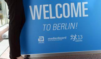 Spielebranche trifft sich in Berlin (Foto)