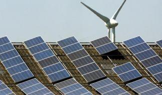 Industrie lobt Gabriels Ökostrom-Reform - Solarbranche unzufrieden (Foto)
