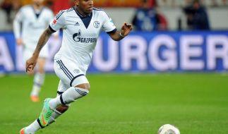 Schalker Farfan wieder im Training (Foto)