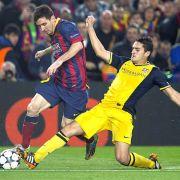 CL-Coup! Atletico Madrid vs. FC Barcelona in der Wiederholung sehen (Foto)