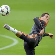 Ronaldo nicht in Startelf - BVB zunächst ohne Sahin (Foto)