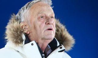 Kasper zum Chef der Wintersportverbände gewählt (Foto)