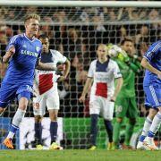 Überragender Schürrle führt Chelsea ins Halbfinale (Foto)