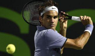 Federer startet mit Wildcard in Monte Carlo (Foto)