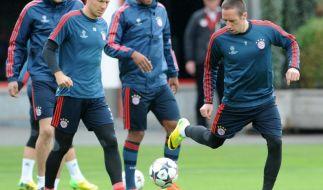 FCBayern bereit für ManUnited - Guardiola tut alles (Foto)