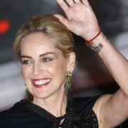 Medien: Sharon Stone zwei Tage in Klinik inSão Paulo (Foto)