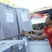 Indonesien wählt neues Parlament (Foto)